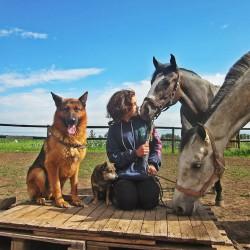 Opiekun zwierząt Domini Ć. Wawrzeńczyce