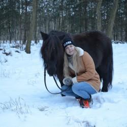 Opiekun zwierząt Anna G. Warszawa