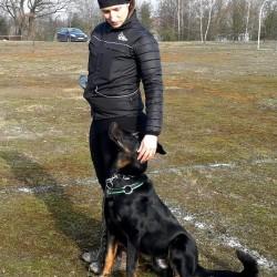 Opiekun zwierząt Joanna G. Łódź