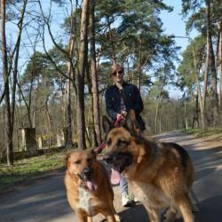 Opiekun zwierząt Justyna K. Poznań