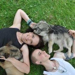 Opiekun zwierząt Ania i Gabi M. Kraków