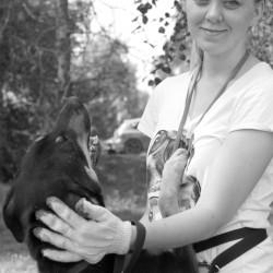 Opiekun zwierząt Katarzyna F. Warszawa